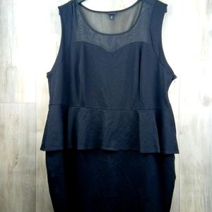 Torrid size 4 Black Dress